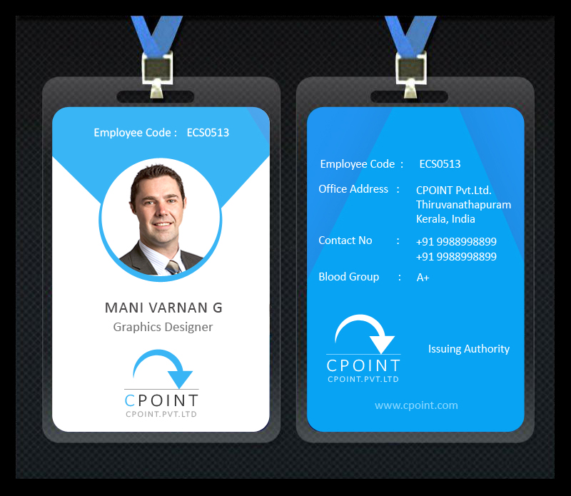 ID Card Design -