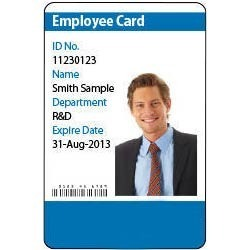 An ID Badge For All Your Employees - Employee id badges
